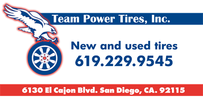 Team Power Tires